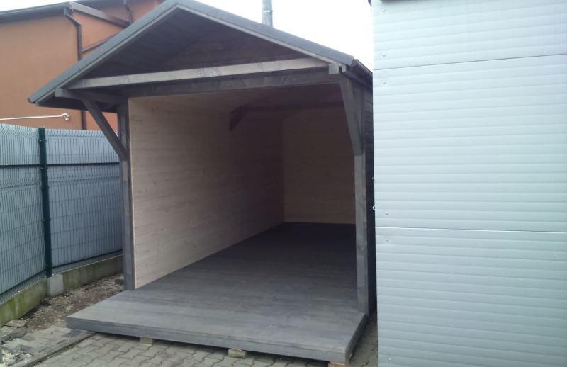 garaż 32